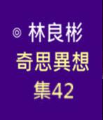 奇思異想 集42  ◎林良彬 - 台灣e新聞