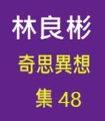 奇思異想 集48  ◎林良彬 - 台灣e新聞