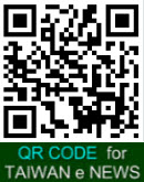 QR code for Taiwan eNews