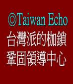 台灣派的枷鎖:鞏固領導中心
