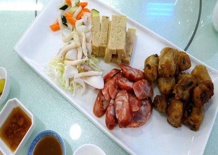 台南「阿霞大飯店」手工招牌菜