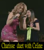 Charisse Pempengco duet with Celine Dion