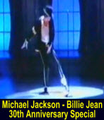 Michael Jackson-Billie Jean-30th Anniversary Special
