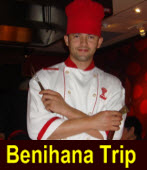 Benihana Trip
