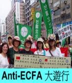 陳昭姿部落格 Anti-ECFA 大遊行