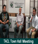 25th Anniversary TACL Town Hall Meeting