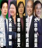 捍衛台灣價值 展現執政能力