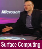 微軟 Surface Computing