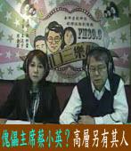 傀儡主席蔡小英?高層另有其人 (快樂三口組20110124)