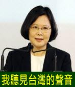 我聽見台灣的聲音--- 蔡英文參選民進黨總統初選 |台灣e新聞