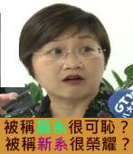蔡英文競選辦公室發言人徐佳青心態可議!|台灣e新聞