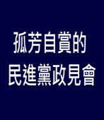 孤芳自賞的民進黨政見會|台灣e新聞
