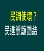 民調使壞?民進黨籲團結|台灣e新聞