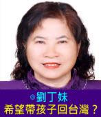 劉丁妹:希望帶孩子回台灣?|台灣e新聞