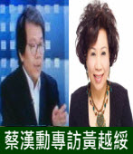 蔡漢勳專訪黃越綏|台灣e新聞