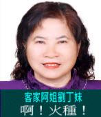 啊!火種!∣◎劉丁妹|台灣e新聞
