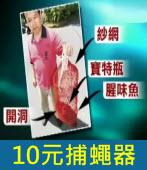 10元捕蠅器 1週抓到上萬隻∣台灣e新聞
