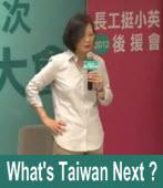 小英競選口號:「Taiwan Next 」|台灣e新聞