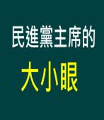 民進黨主席的大小眼|台灣e新聞