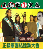正綠軍團結大會 支持致中當選|台灣e新聞