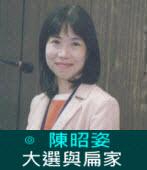 大選與扁家∣◎陳昭姿|台灣e新聞