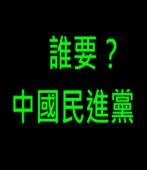 誰要中國民進黨? |台灣e新聞