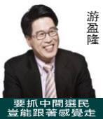 游盈隆:要抓中間選民豈能跟著感覺走|台灣e新聞