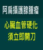 阿扁攝護腺腫瘤一公分,心臟血管硬化須立即開刀|台灣e新聞