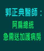 郭正典醫師談阿扁總統病情  |台灣e新聞