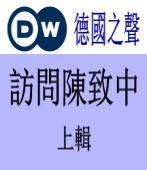 【德國之聲】訪問陳前總統之子陳致中 (上輯)∣台灣e新聞