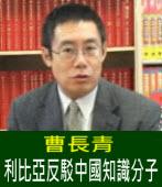 曹長青:利比亞反駁中國知識分子|台灣e新聞
