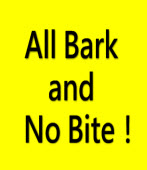 All Bark and No Bite!∣by Gert Floor |台灣e新聞