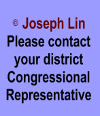 Please contact your district Congressional Representative|台灣e新聞