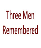 Three Men Remembered|台灣e新聞