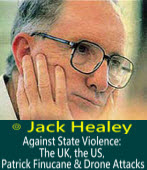Against State Violence: The UK, the US, Patrick Finucane & Drone Attacks ∣◎Jack Healey