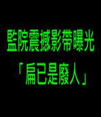 監院震撼影帶曝光 「扁已是廢人」∣台灣e新聞