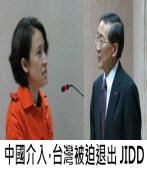 林永樂:中國介入,台灣被迫退出JIDD ∣台灣e新聞