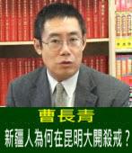曹長青 :新疆人為何在昆明大開殺戒?- 台灣e新聞