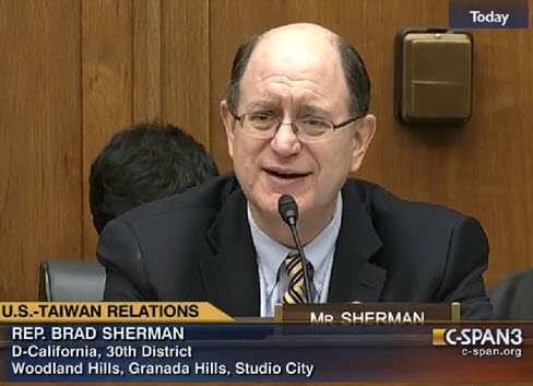 Rep. Brad Sherman