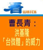 曹長青:洪基隆「台微體」的威力 -台灣e新聞