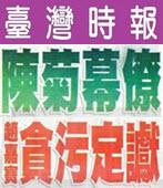 陳菊幕僚趙嘉寶貪污定讞-台灣e新聞