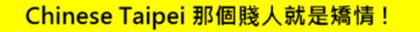 Chinese Taipei ���ӽ�H�N�O�B�� !- �x�We�s�D