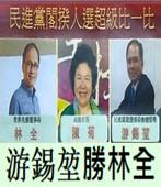 閣揆人選比一比  游錫?勝林全 -台灣e新聞