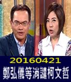 20160421柯神幻滅 -台灣e新聞