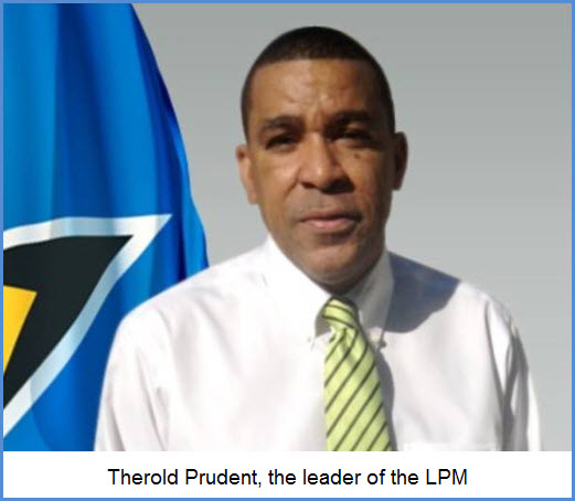 Therold Prudent, the leader of the LPM
