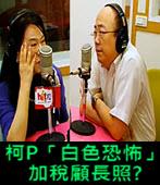 柯P「白色恐怖」& 加稅顧長照? & 黃昭順逆襲 - 台灣e新聞