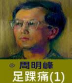 足踝痛(1) -◎周明峰 - 台灣e新聞