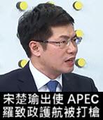 宋楚瑜出使 APEC 羅致政護航被打槍- 台灣e新聞
