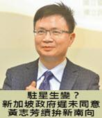 駐星生變? 新加坡政府遲未同意 黃志芳續拚新南向-台灣e新聞