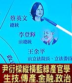 尹衍樑縱橫藍綠產官學  生技傳產金融政治 -台灣e新聞